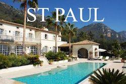 St Paul villas à louer