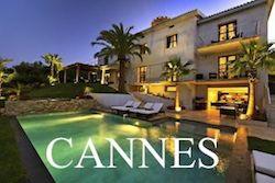 Villas à Louer à Cannes