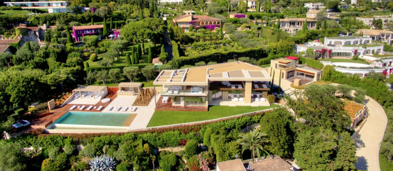 iVilla for rent in Cannes