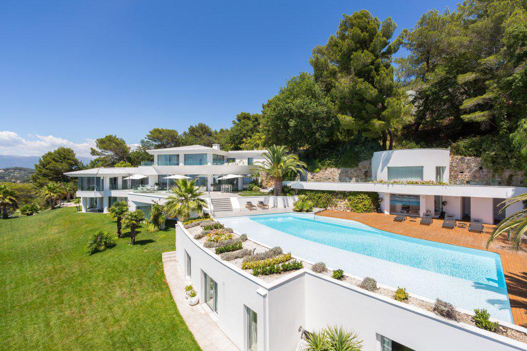 Villa Julia for rent in Cannes
